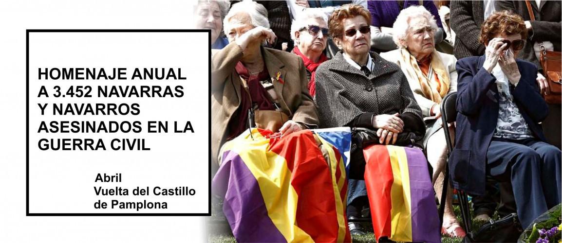 Homenaje Vuelta del Castillo
