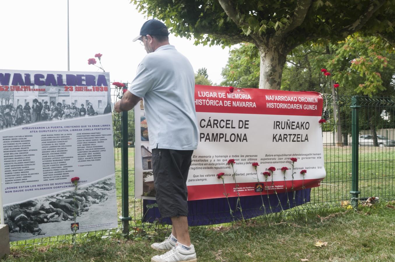 Lugar de Memoria Histórica y Democrática de Navarra.